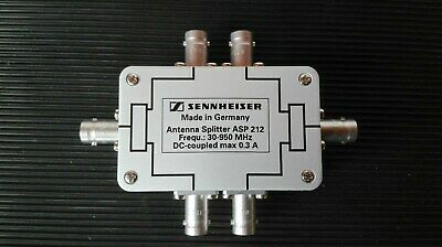 Sennheiser ASP 212 Antennen-Splitter ASP212 !! MINT-Condition !! TOP !!