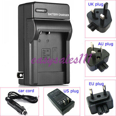 Battery Charger for FujiFilm Fuji NP-40, FinePix F610 F650 F700 J50 V10 Z5 Z5fd