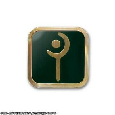 Final Fantasy XIV FFXIV Job Pin Badge White Mage / WHM Square Enix official Item