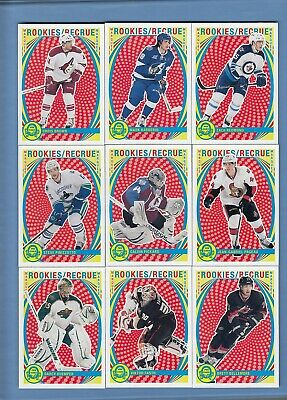 2013-14 O-Pee-Chee Opc Retro Marquee Rookie Parallel Lot X 18 - Nrmt