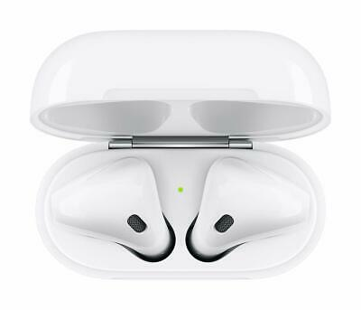 Apple MV7N2ZM/A AirPods 2019 with Charging Case (White) B+