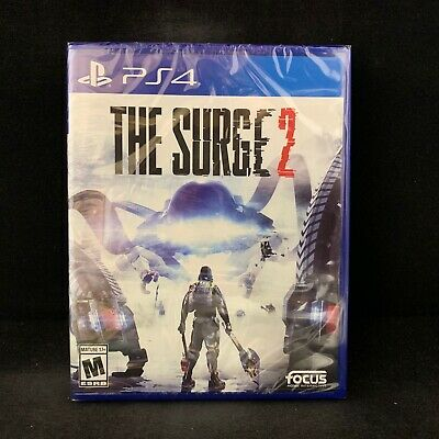 The Surge 2 (PS4 / PlayStation 4) BRAND NEW