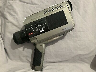 Movie Cam JVC GX-88E video camera camcorder  With Charger Cord | Great Condition