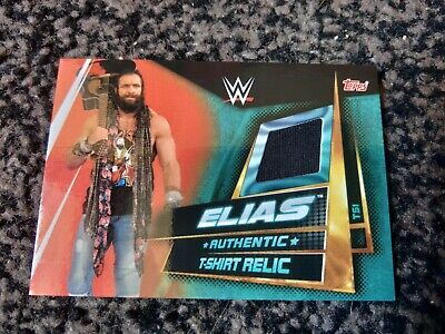 Topps Slam Attax Universe Trading Card - Elias Tshirt Card