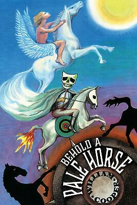 Behold A Pale Horse By Milton William Cooper Paperback Recomposed Version