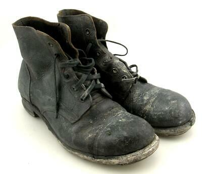 Ww2 Wwii British Army Marching Boots Dated Cravestock 1939 Size Us 11