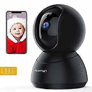 APEMAN WiFi Camera 1080P FHD Home Security IP Surveillance Wireless Indoor Nigh