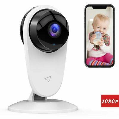 Victure 1080P FHD Baby Monitor Home WiFi Security Camera Sound/Motion Detection