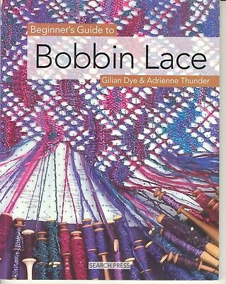 Beginners Guide To Bobbin Lace  Dye & Thunder