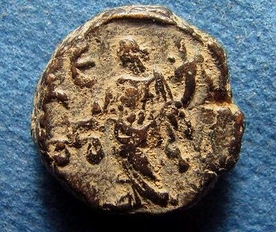 Ancient Egypt Alexandria Maximianus, BI Tetradrachm, year 5 (289/90 AD) coin.