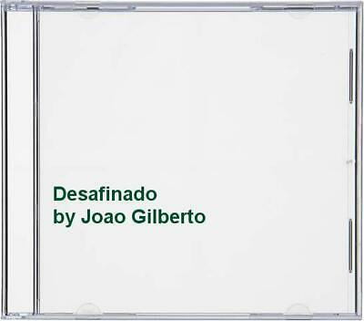 Joao Gilberto - Desafinado - Joao Gilberto CD QFVG The Cheap Fast Free Post The