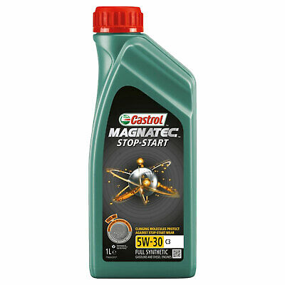 Castrol Magnatec Stop-Start 5W-30 C3 1L 1 Litre Full Syntheic Engine Oil 5W30