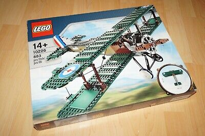 2012 Precut Custom Replacement Stickers for Lego Set 10226 Sopwith Camel