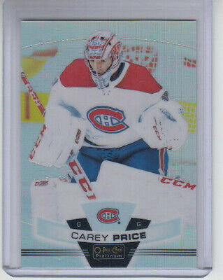 19/20 OPC Montreal Canadiens Carey Price OPC Platinum Preview card #P-7