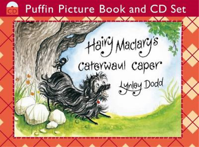 Hairy Maclarys Caterwaul Caper (Hairy Maclary and Friends) - Book and CD, Dodd,