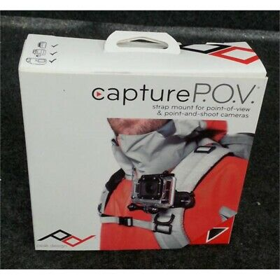 Peak Design CPOV-1 Capture P.O.V. Action Camera Mount
