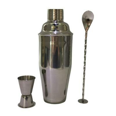 Professional Cocktail Shaker Accessories Stainless Steel Bartender Barware Tools