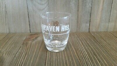 Heaven Hill Kentucky Bourbon Shot Glass Mint Condition Free Shipping