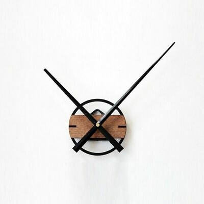 Silent Clock Movement Mechanism Replacement Parts Large Hands Quartz Diy Parts