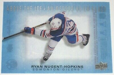 2015-16 Upper Deck Tim Hortons Above The Ice Ryan Nugent-Hopkins Insert Card #Ai