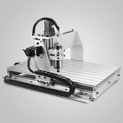 6040T 3AxisCNC Router +Rotary Axis USB Engraver Arts Cutting Machine