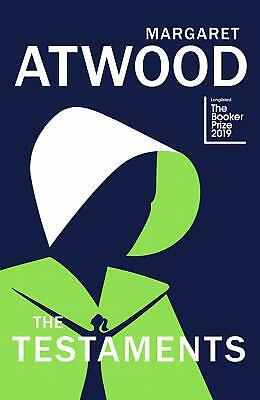 The Testaments: Margaret Atwood: Sequel to The Handmaid's Tale NEW Hardback Book