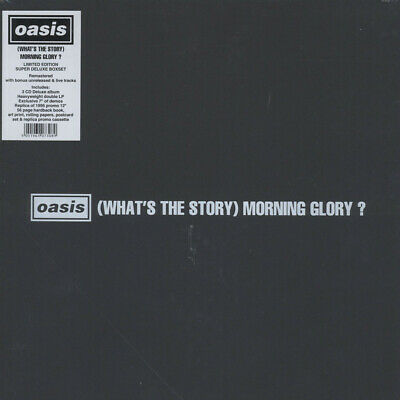Oasis - (What's The Story) Morning Glory Super Deluxe Box (2014 - UK - Original)