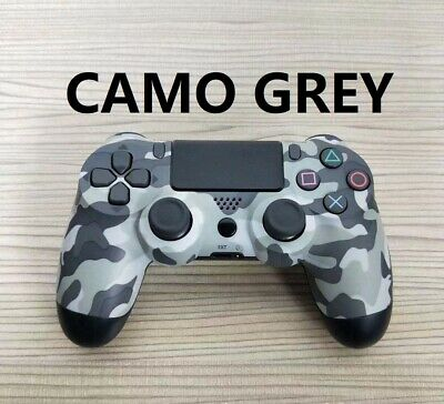 New Wireless Controller For SONY Dualshock 4 PlayStation 4 PS4 Pro  *CAMO GREY*