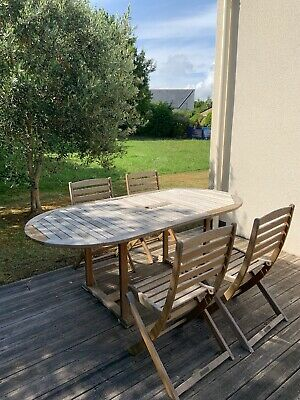 TABLE DE JARDIN Alpha 240 GROSFILLEX - EUR 309,84 | PicClick FR