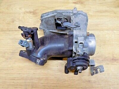 GILERA FUOCO 500ie 2012 INJECTOR THROTTLE BODY AND INLET MANIFOLD