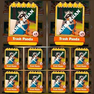 5x Darlin' Dollie NEW Coin Master Card Cyber Cowboys Set (Get In Minutes)