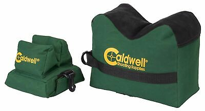 Caldwell DeadShot Boxed Combo Front and Rear Bag, Durable, Water Resistance