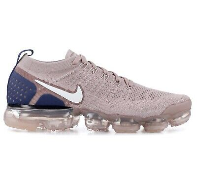 Nike Air Vapormax Flyknit 2 Mens 942842-201 Diffused Taupe Run Shoes Size 11.5
