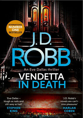 Vendetta in Death by J. D. Robb [P-D-F] INSTANT DELIVERY ☑ 2019