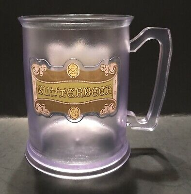 HARRY POTTER Butterbeer Soy WAX CANDLE Wizarding World Hogsmeade HANDMADE