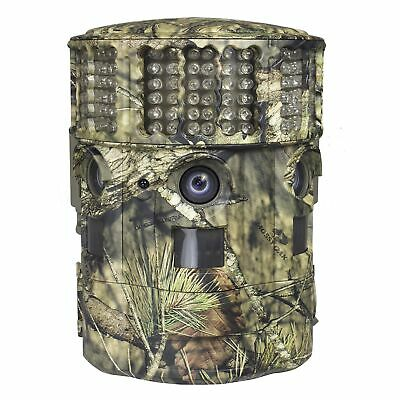 Moultrie No Glow 14MP Panoramic 180i Infrared Trail Game Hunting Camera | P-180i