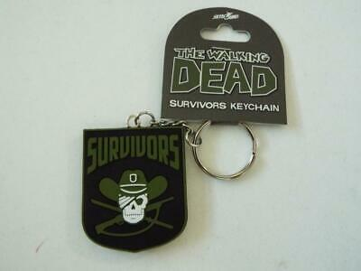 The Walking Dead SURVIVORS KEYCHAIN