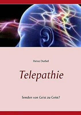 Telepathie by Duthel, Heinz  New 9783734783074 Fast Free Shipping,,