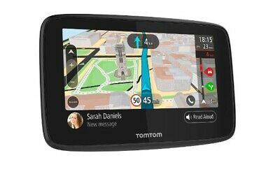 TomTom Go 520 5 inch In-Dash GPS Navigator(Magnetic Mount,Micro USB Car Charger)