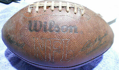 #Ww. Old Leather Nfl Gridiron Football