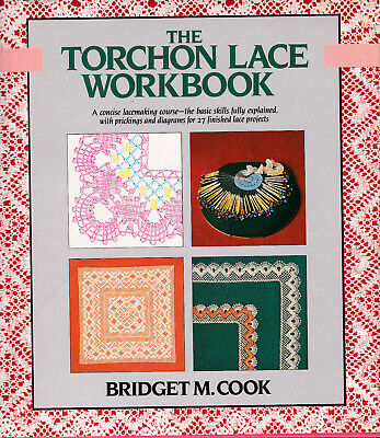 The  Torchon Lace Bobbin Lace Workbook