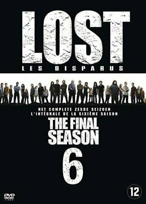 Lost Season 6 - DVD  T6VG The Cheap Fast Free Post
