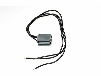For 1981-1987 Audi Coupe Headlight Connector AC Delco 13629KT 1982 1983 1984