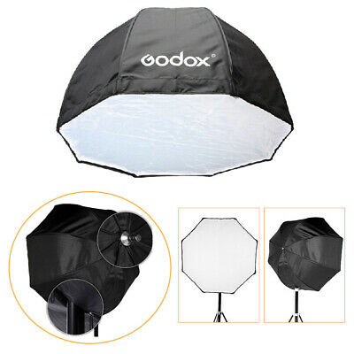 New Octagon Softbox 80cm /31.5in Umbrella Brolly Reflector for Speedlight