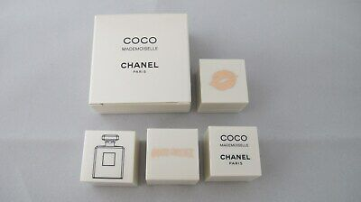 """Chanel Lot Minis Tampons  """""""" Coco Mademoiselle """""""""""
