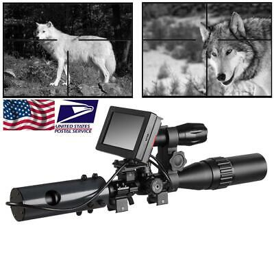 Night Vision Device Scope Sight Cameras