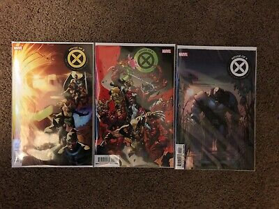 House of X #4 2019 MARVEL Comics Main Cover NM