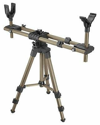 Caldwell DeadShot FieldPod Adjustable Ambidextrous Rifle Shooting Rest, outdoor
