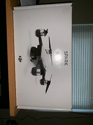 Dji Spark Drone Alpine White With Remote Control Combo - Brand New Sealed