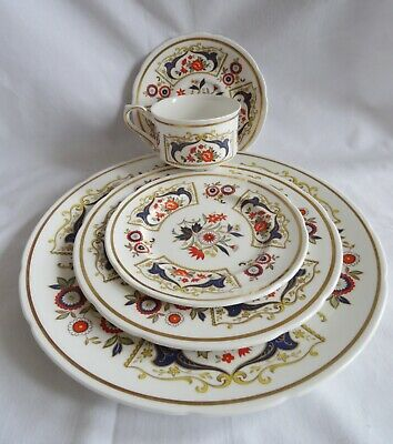 PARAGON CHELSEA  5 Pc Place Setting Dinner Salad Side Cup Saucer